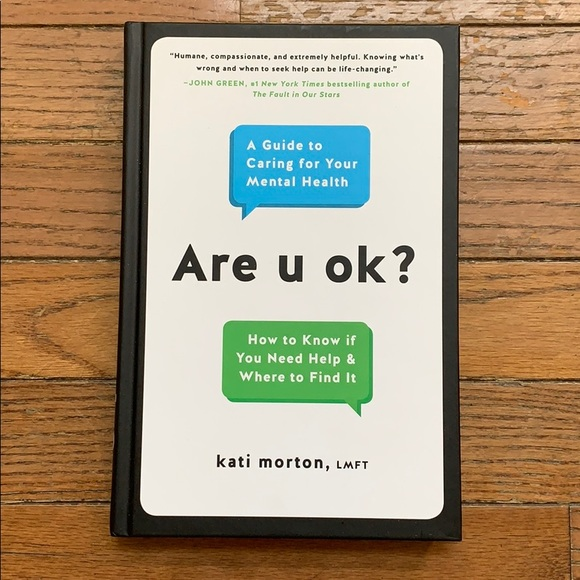 Are U Ok? A Guide to Caring for Your Mental Health